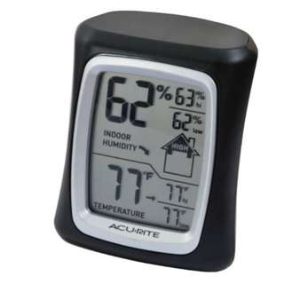 ACURITE 00325 Home Indoor Temperature Humidity Monitor