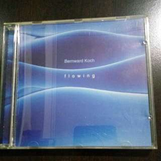 Bernward Koch : Flowing CD