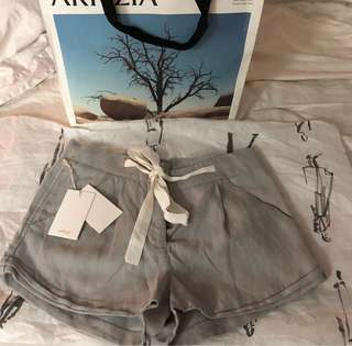 Aritzia allegro shorts **BRAND NEW**