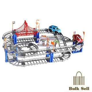 Rail Building Block / Electronic Car Racing track