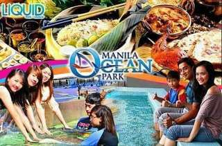Ocean Park with 8 attractions included