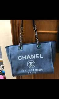 Chanel Tote Bag 中size