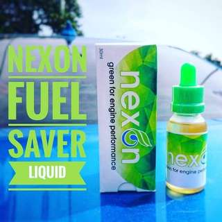 nexon oil fuel saver liquid