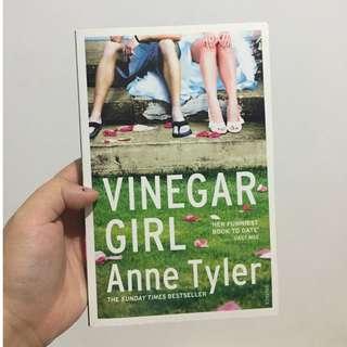 Vinegar Girl - Anne Tyler