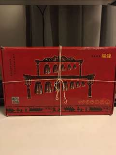 Chinese Bell Set