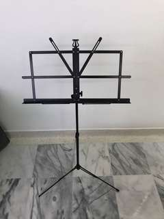 Music Note Stand