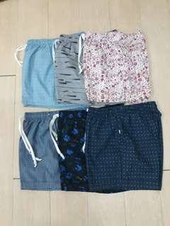 Tailored shorts for women