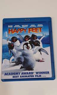 (Blu-ray) Happy Feet