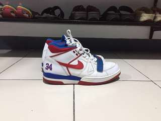 Alpha Air Force Charles Barkley