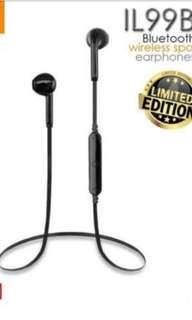 獨家限定版藍芽耳機 iL99BL Bluetooth headset
