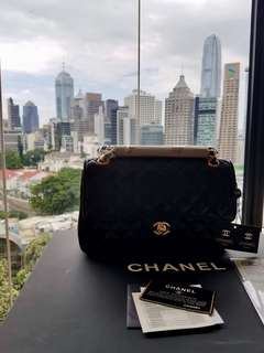 CHANEL BAG FROM HK