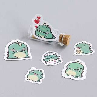 🌟BN INSTOCK Adorable Dinosaur Stickers