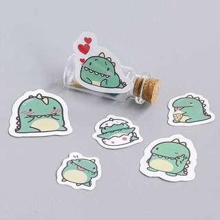 🌟BN INSTOCK Adorable Dinosaur Stickers
