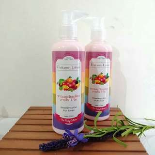 The Body Culture Fruitamin Lotion