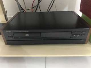 Denon DCD 1630 Cd player