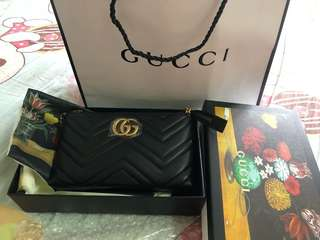 Gucci mini cross body bag-preloved