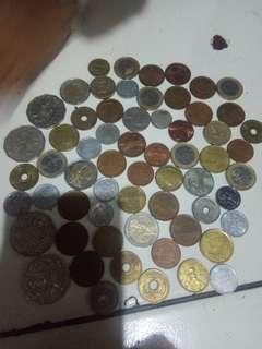 """Uang macam"""" uang Asing borongan di Nego ajj"""