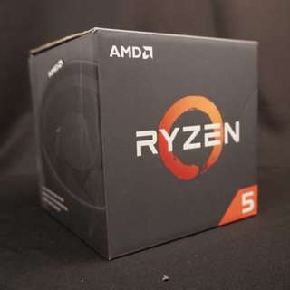 AMD Ryzen™ 5 1600 Processor