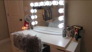 Hollywood Frameless Vanity Mirror