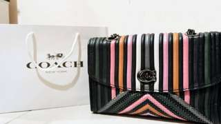 COACH Parker Quilted