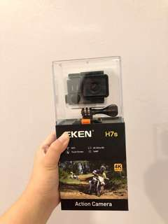 (ORIGINAL) EKEN H7s 14MP 4K Ultra HD Touch Screen Action Camera