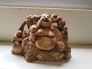 Prosperity Laughing Buddha