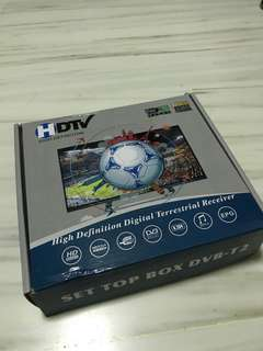 HD digital channel DVB-T2 setup box