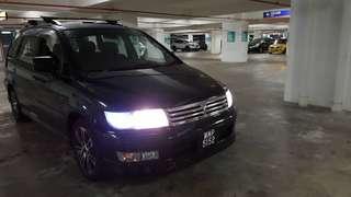 Mitsubishi grandis 2.2 (A)