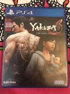 #KayaRaya Yakuza 6 the song of life