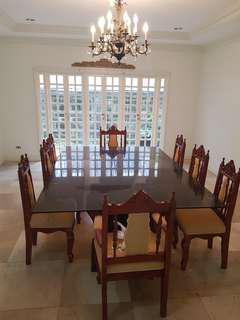 Original narra wooden dining table..