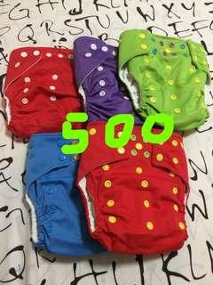 Assorted Cloth Diaper