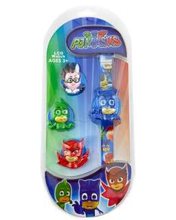 PJ masks watch set good for gifts