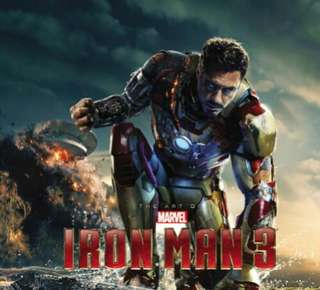 The Art of Iron Man 3 ( Hardcover Slipcased) Special offer - Price includes the Postage for West Malaysia. ( DISCOUNTED PRICE FROM RM260)