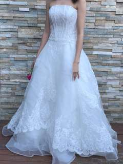 NEW Ball gown Wedding Dress