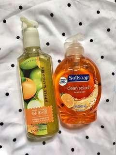 Bundle Bath & Body Works Hand Soap