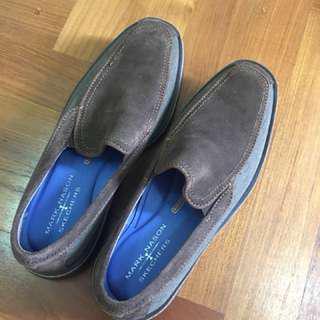BN Skechers loafers brown US