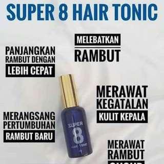SUPER 8 HAIR TONIK