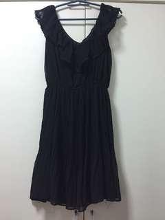 Get Laud Black Dress