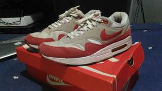 Airmax 1 OG Red