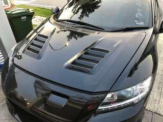 Honda Crz front hood bonet