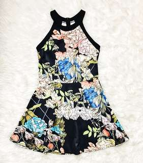 NEW!! DRESS FLORAL BANGKOK