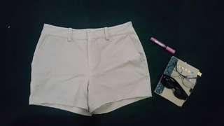 A9 Brown casual shorts