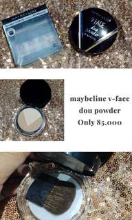 Maybeline V Face duo powder
