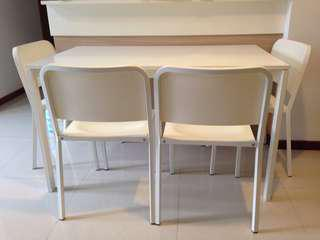 - Moving out clearance sale - IKEA MELLTORP dining table
