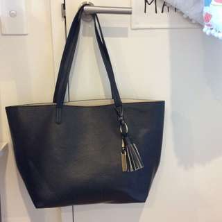 Marcs black tote bag