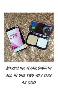 Maybeline clear n smooth