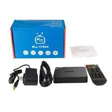 T95n mini m8s pro Android TV Box (2gb Ram)