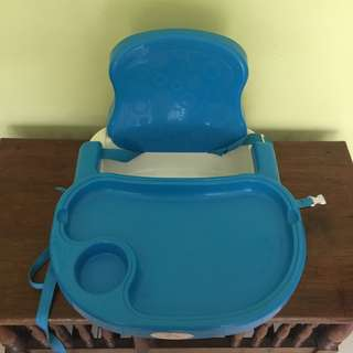 Baby seat booster
