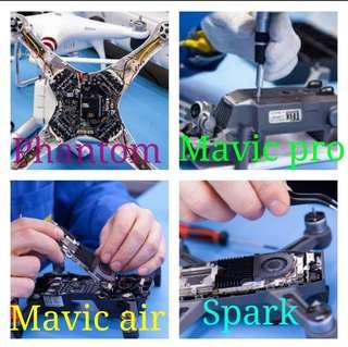 DJI Drone Repair