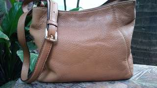 MICHAEL KORS Leather sling